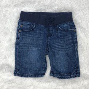 Arizona Brand Denim Bermuda Jeans Shorts Girls 4